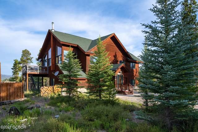 17 Gcr 8512, Tabernash, CO 80478 (MLS #21-1188) :: The Real Estate Company