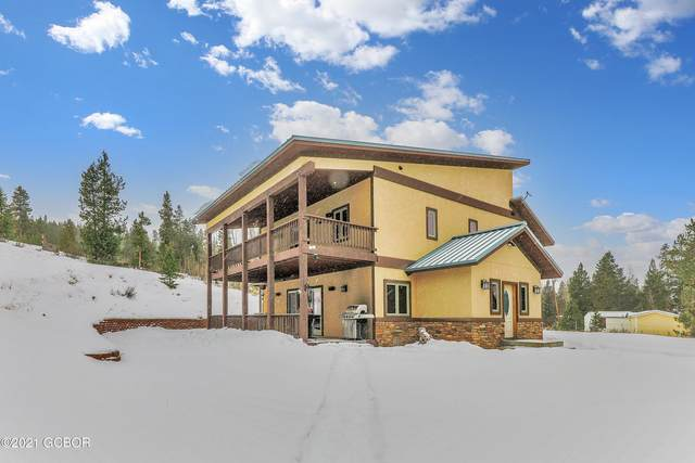 388 Gcr 620, Granby, CO 80446 (MLS #21-122) :: The Real Estate Company