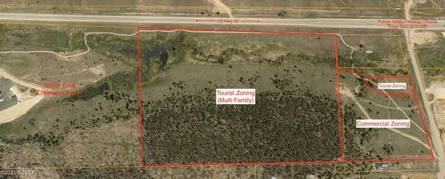 1927 Gcr 522 Aka Prairie Sage, Tabernash, CO 80478 (MLS #21-1222) :: The Real Estate Company