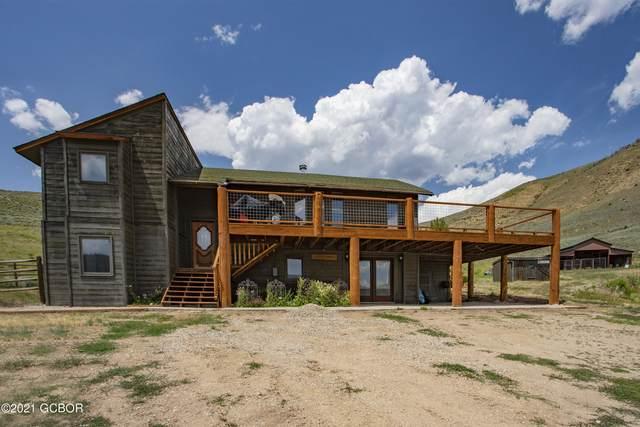 5235 Gcr 20, Hot Sulphur Springs, CO 80451 (MLS #21-1226) :: The Real Estate Company