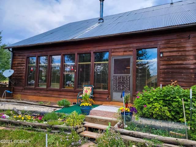 137 Gcr 6480, Grand Lake, CO 80447 (MLS #21-1244) :: The Real Estate Company