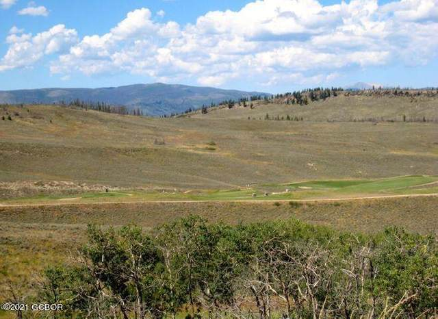 818 Lower Ranch View Road, Granby, CO 80446 (MLS #21-1250) :: The Real Estate Company