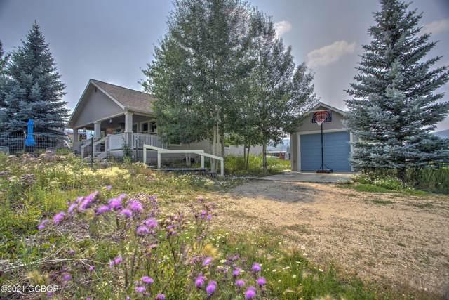 133 E Grand Avenue, Hot Sulphur Springs, CO 80451 (MLS #21-1255) :: The Real Estate Company