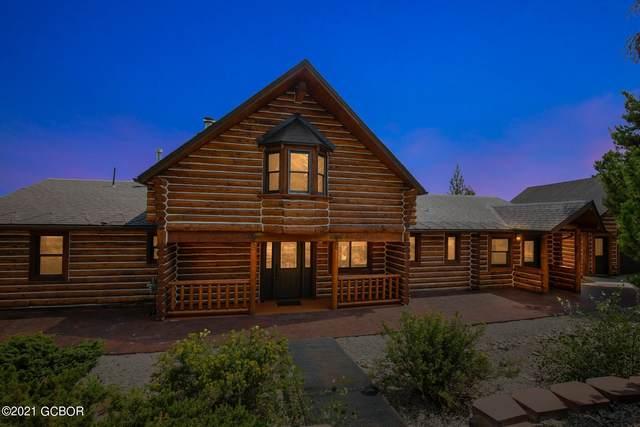 382 Gcr 863 Road 863, Tabernash, CO 80478 (MLS #21-1276) :: The Real Estate Company