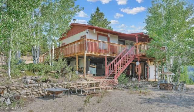 246 Gcr 8483, Tabernash, CO 80478 (MLS #21-1283) :: The Real Estate Company