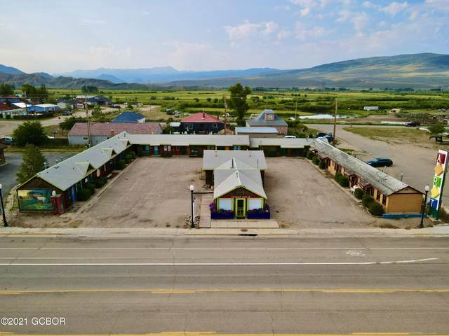 110 Us Hwy 40, Kremmling, CO 80459 (MLS #21-1326) :: The Real Estate Company