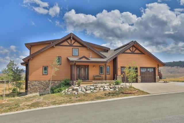 728 Saddle Ridge Circle, Granby, CO 80446 (MLS #21-1332) :: The Real Estate Company