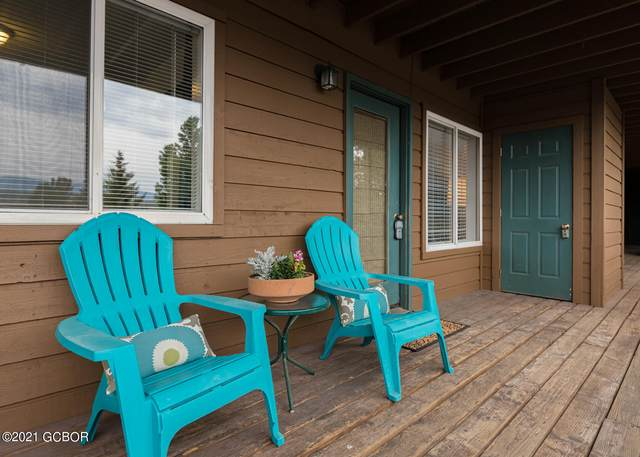 233 Fraser Avenue R6, Fraser, CO 80442 (MLS #21-1344) :: The Real Estate Company
