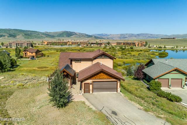 65 Pine Dr, Aka Gcr 8930, Granby, CO 80446 (MLS #21-1356) :: The Real Estate Company