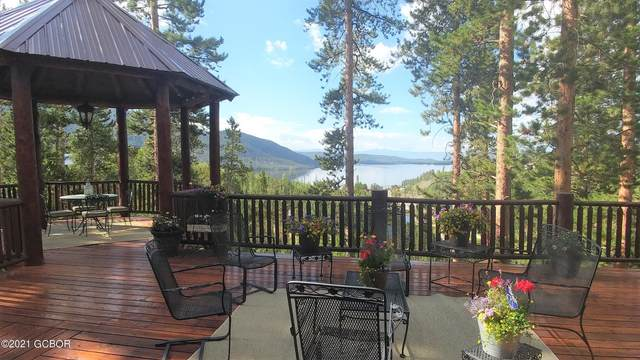 125 & 112 Mountain Avenue, Grand Lake, CO 80447 (MLS #21-1386) :: The Real Estate Company
