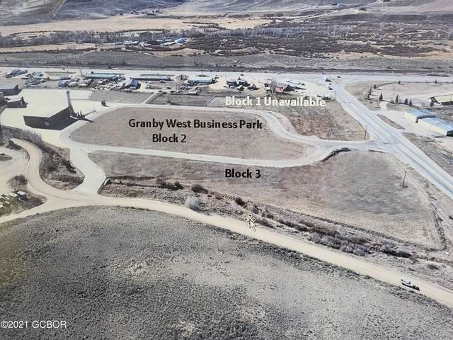 TBD Granby West Circle, Granby, CO 80446 (MLS #21-1406) :: The Real Estate Company