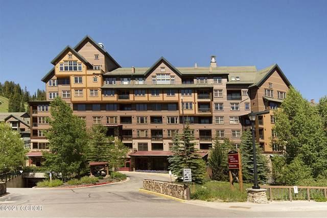 201 Zephyr Way #2510, Winter Park, CO 80482 (MLS #21-1412) :: The Real Estate Company