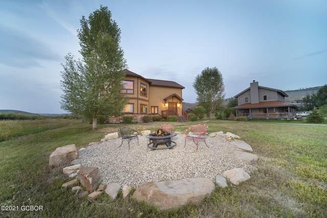 138 Gcr 8920/Juniper Drive, Granby, CO 80446 (MLS #21-1418) :: The Real Estate Company