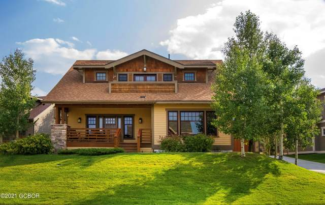 21 Meadow Trail, Fraser, CO 80442 (MLS #21-1431) :: The Real Estate Company