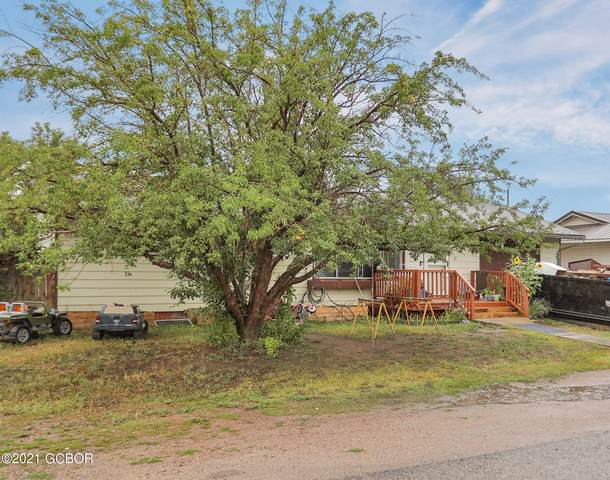 1104 Kinsey Ave, Kremmling, CO 80459 (MLS #21-1435) :: The Real Estate Company