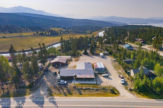 10438 Us Hwy 34, Grand Lake, CO 80447 (MLS #21-1436) :: The Real Estate Company