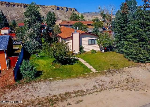 907 Kinsey Avenue, Kremmling, CO 80459 (MLS #21-1453) :: The Real Estate Company