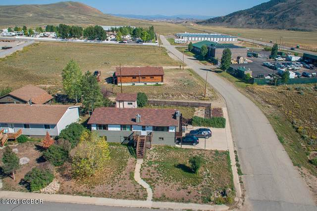 200 20TH Street, Kremmling, CO 80459 (MLS #21-1458) :: The Real Estate Company