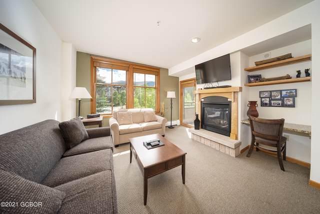 201 Zephyr Way #2214, Winter Park, CO 80482 (MLS #21-1475) :: The Real Estate Company