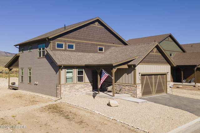 310 Elk Track Circle, Granby, CO 80446 (MLS #21-1477) :: The Real Estate Company