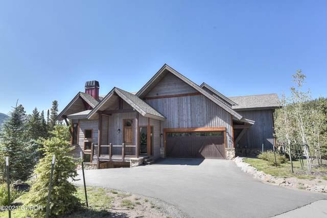 607 Trailside Lane, Winter Park, CO 80482 (MLS #21-1484) :: The Real Estate Company