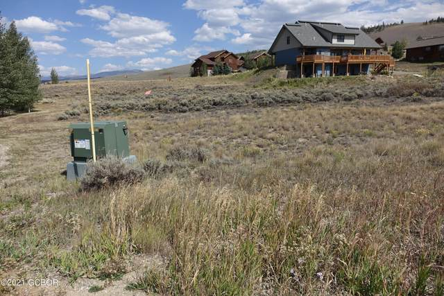 60 Gcr 8945, Granby, CO 80446 (MLS #21-1488) :: The Real Estate Company