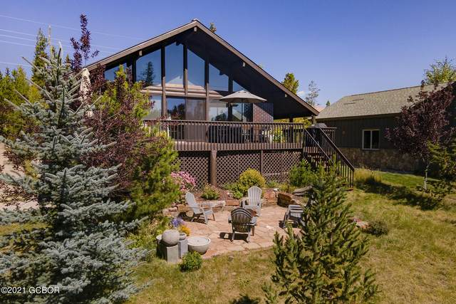 62 Gcr 4982 / Aster Lane, Grand Lake, CO 80447 (MLS #21-1495) :: The Real Estate Company