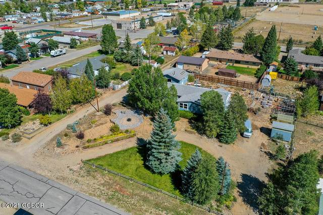218 S 9TH Street, Kremmling, CO 80459 (MLS #21-1496) :: The Real Estate Company