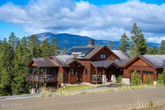 547 Gcr 8300, Tabernash, CO 80478 (MLS #21-1504) :: The Real Estate Company