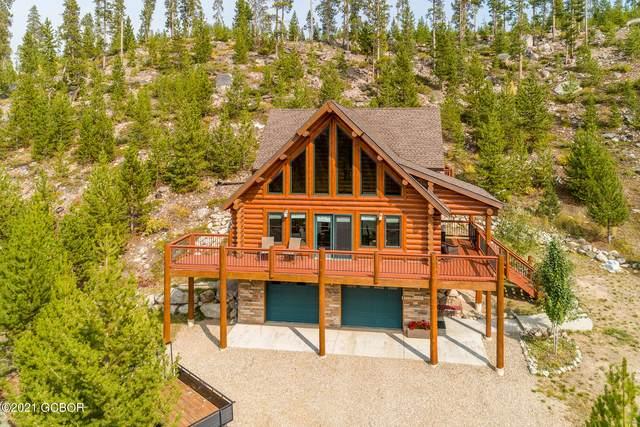 90 Gcr 4633, Grand Lake, CO 80447 (MLS #21-1513) :: The Real Estate Company