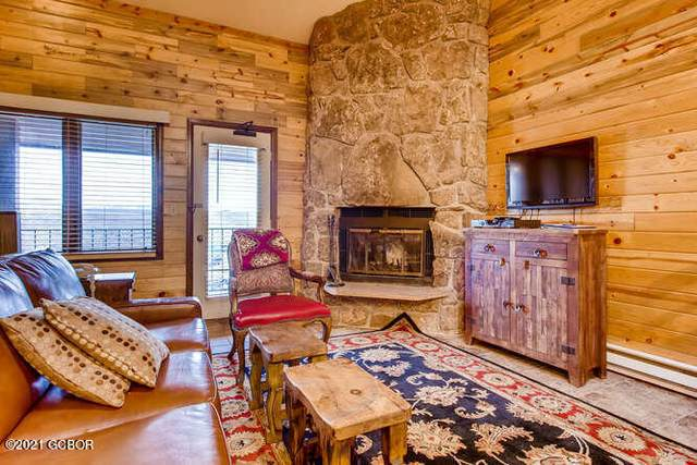62927 Us Hwy 40 Door #673, Granby, CO 80446 (MLS #21-1515) :: The Real Estate Company