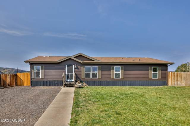 457 N 5TH Street, Granby, CO 80446 (MLS #21-1516) :: The Real Estate Company