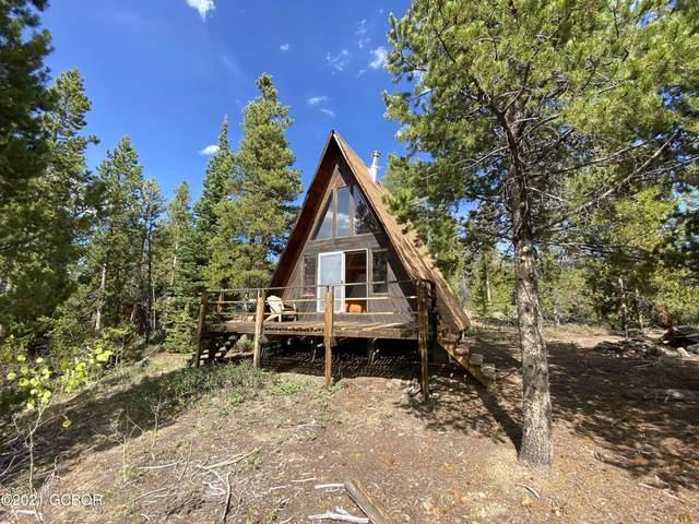 391 Gcr 8483, Tabernash, CO 80478 (MLS #21-1518) :: The Real Estate Company