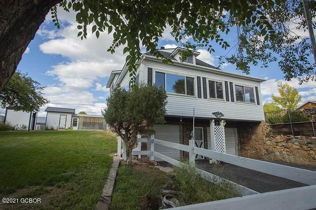 205 Range Avenue, Kremmling, CO 80459 (MLS #21-1519) :: The Real Estate Company