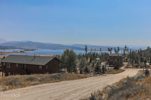 55 Native Lane, Grand Lake, CO 80447 (MLS #21-1521) :: The Real Estate Company