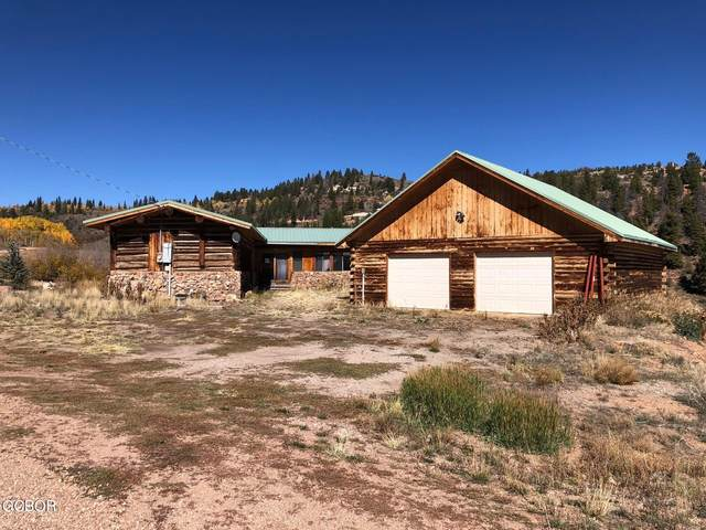 2556 County Rd 162, Kremmling, CO 80459 (MLS #21-1600) :: The Real Estate Company