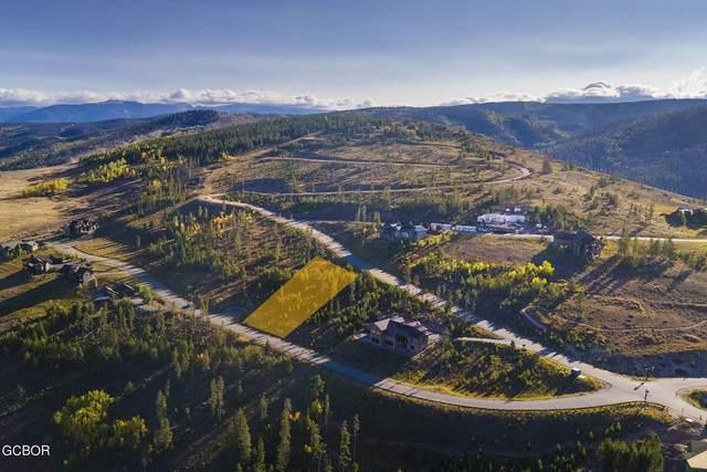510 Shoshoni Lane, Granby, CO 80446 (MLS #21-1606) :: The Real Estate Company