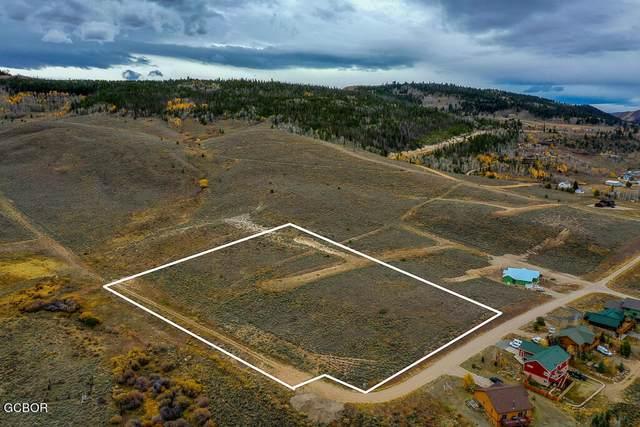 Lot 4 Ridgeway, Hot Sulphur Springs, CO 80451 (MLS #21-1625) :: The Real Estate Company