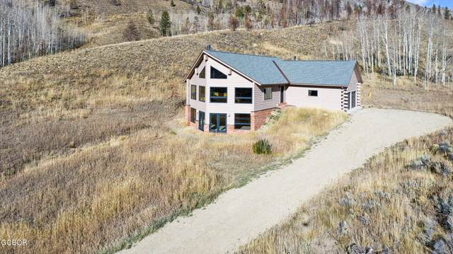 1893 Highway 125, Granby, CO 80446 (MLS #21-1653) :: The Real Estate Company