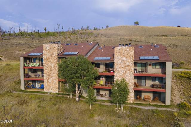 35 Arapahoe, Granby, CO 80446 (MLS #21-1659) :: The Real Estate Company