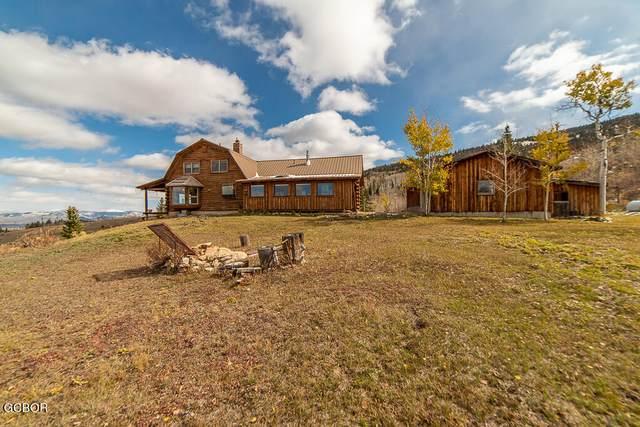 595 Gcr 130, Kremmling, CO 80459 (MLS #21-1660) :: The Real Estate Company