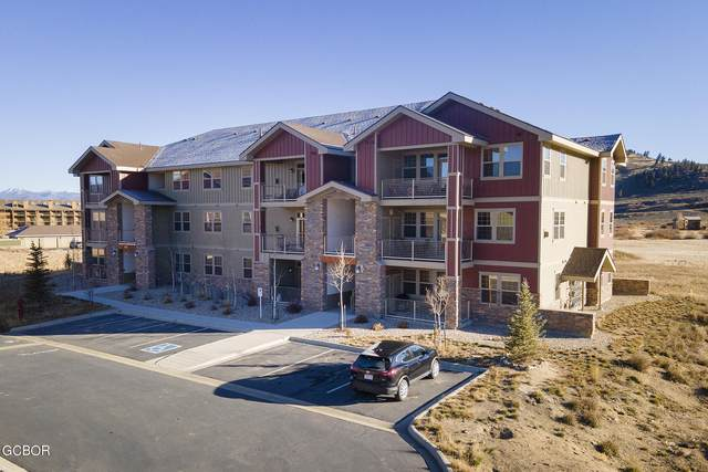 164 Village Road, Granby, CO 80446 (MLS #21-1661) :: The Real Estate Company