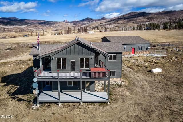 574 Gcr 4115, Grand Lake, CO 80447 (MLS #21-1670) :: The Real Estate Company