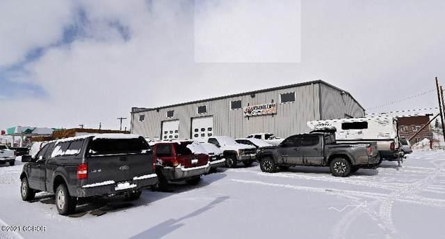 585 E Agate Avenue, Granby, CO 80446 (MLS #21-170) :: The Real Estate Company