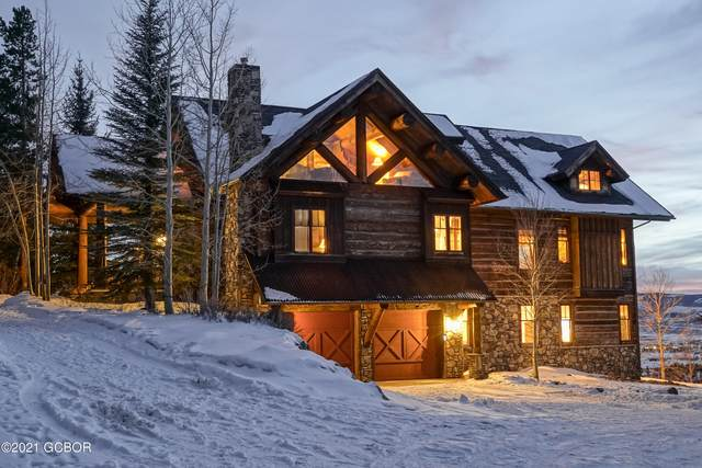 147 Gcr 6234C, Granby, CO 80446 (MLS #21-177) :: The Real Estate Company