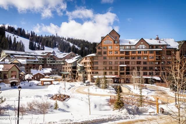 201 Zephyr Way #2100, Winter Park, CO 80482 (MLS #21-178) :: The Real Estate Company