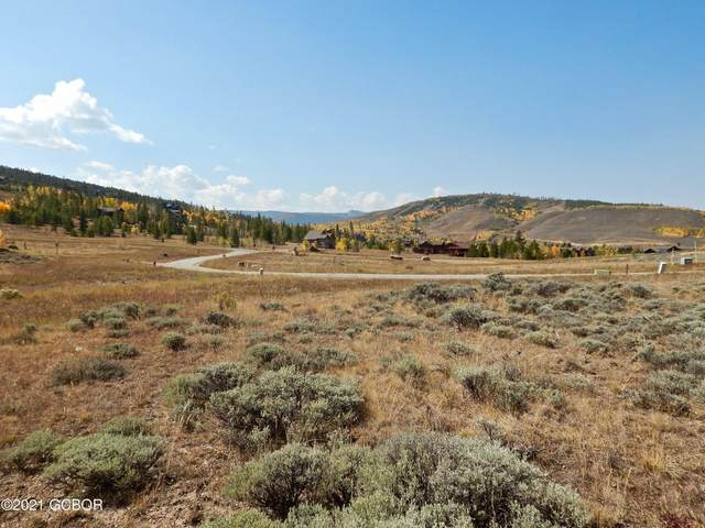 539 Mt Neva Drive, Granby, CO 80446 (MLS #21-203) :: The Real Estate Company