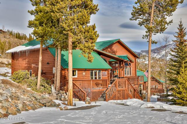 421 Park Avenue, Grand Lake, CO 80447 (MLS #21-206) :: The Real Estate Company