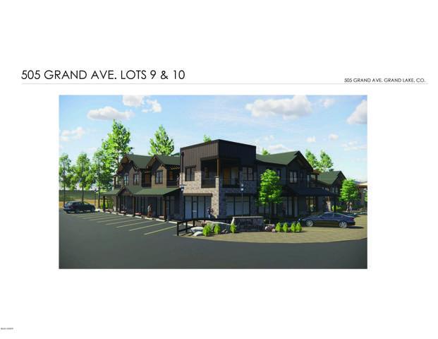 505 Grand Avenue #203, Grand Lake, CO 80447 (MLS #21-212) :: The Real Estate Company