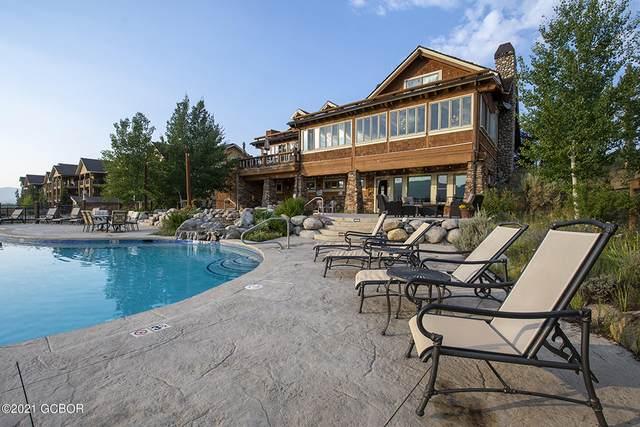 702 Saddle Ridge Circle, Granby, CO 80446 (MLS #21-226) :: The Real Estate Company
